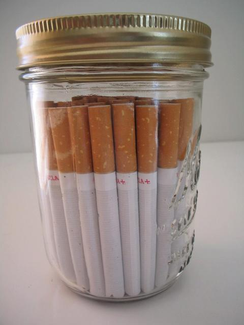 Stuffing Your Own Tobacco Storage Containers
